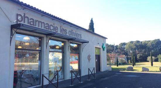 Pharmacie Les Oliviers