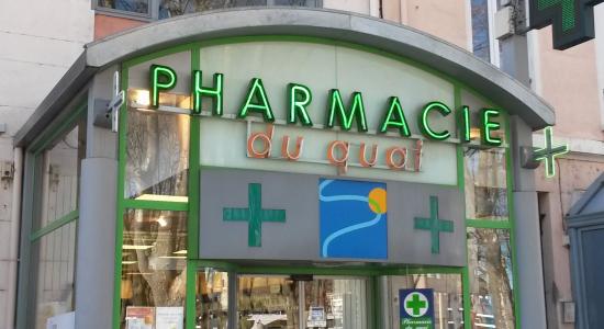 Pharmacie du Quai