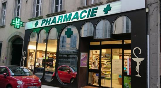 Pharmacie Les Etudes