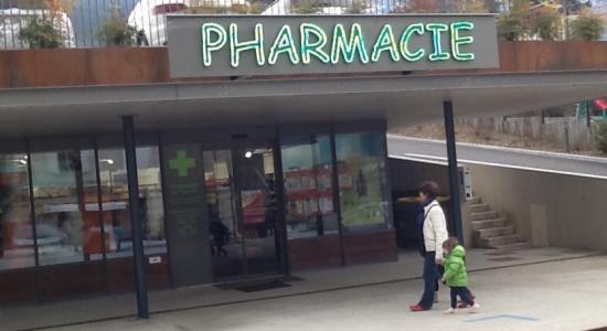 Pharmacie de l'Ancolie