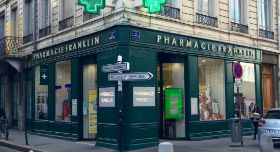 Pharmacie Franklin