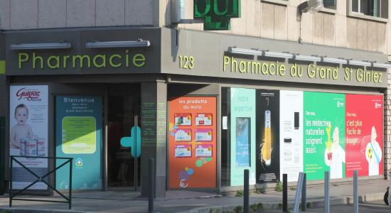 Pharmacie du Grand Saint Giniez