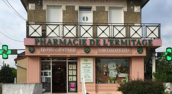 Pharmacie de l'Ermitage