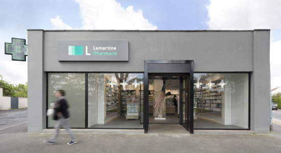 Pharmacie Lamartine