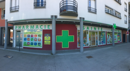 Pharmacie Sainté Pharma