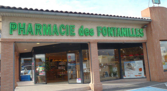 Pharmacie des Fontanilles