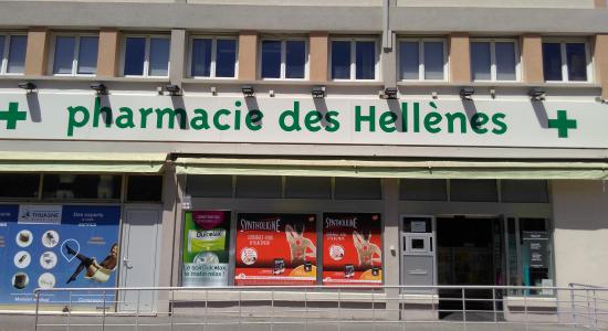 Pharmacie des Hellènes