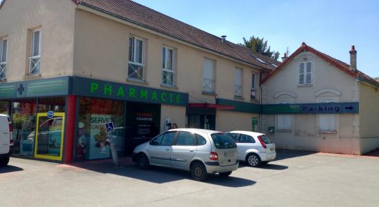 Pharmacie St Ferreol