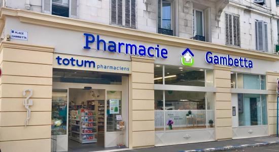 Pharmacie Cannes Gambetta