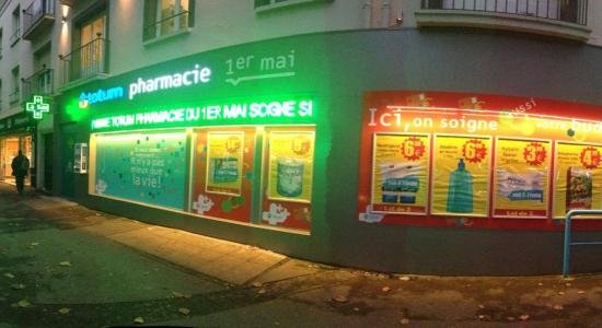Pharmacie du 1er Mai