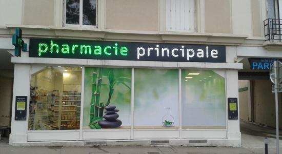 Pharmacie Principale 86