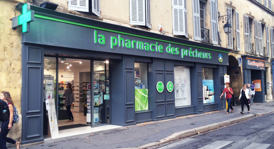 Pharmacie des Prêcheurs