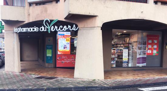 Pharmacie du Vercors