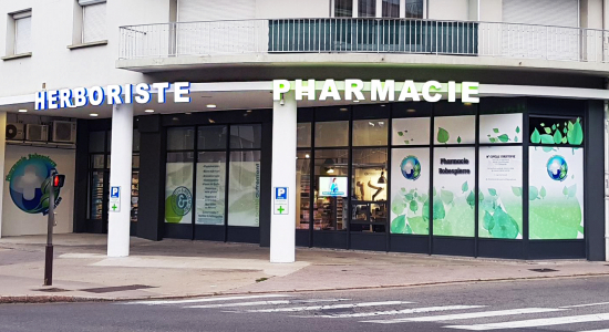 Pharmacie Robespierre