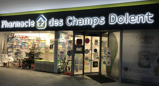 Pharmacie des Champs Dolent