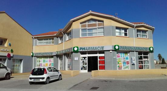 Pharmacie Bosset