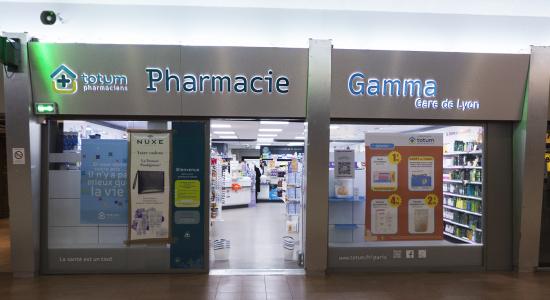 Pharmacie Gamma