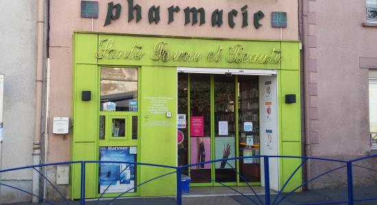 Pharmacie de Saint Mard