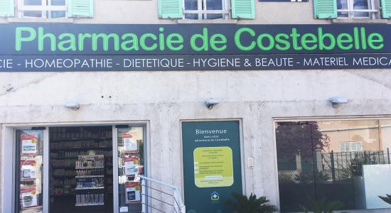 Pharmacie de Costebelle