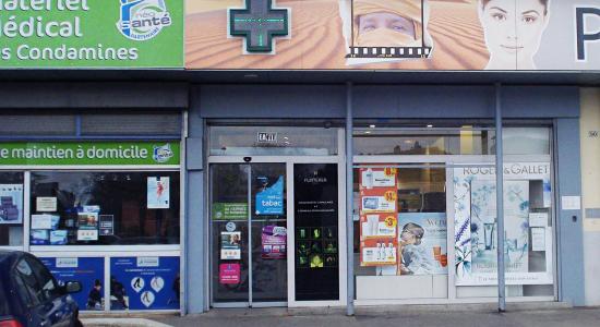 Pharmacie des Condamines