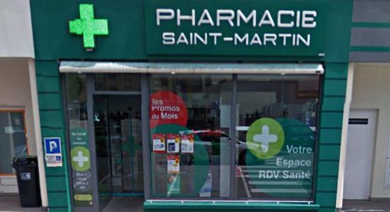 Pharmacie Saint-Dié