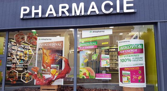 Pharmacie de Delle