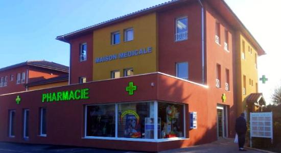 Pharmacie de Dommartin