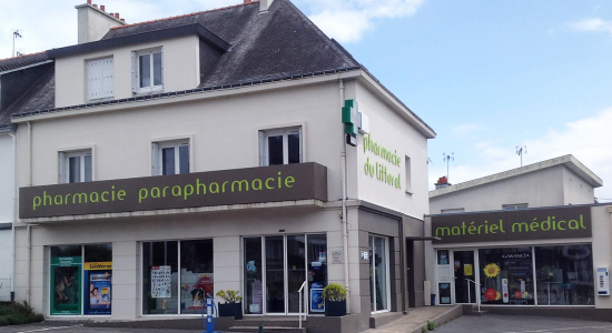 Pharmacie du Littoral