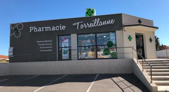 Pharmacie Torreillanne