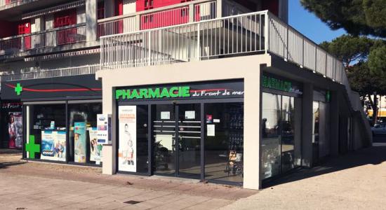 Pharmacie du Front de Mer