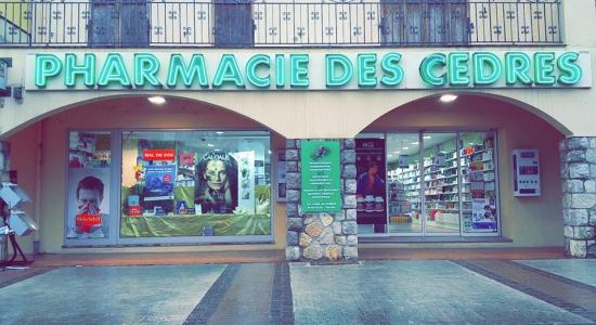 Pharmacie des Cedres