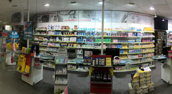 Pharmacie de Fitz James