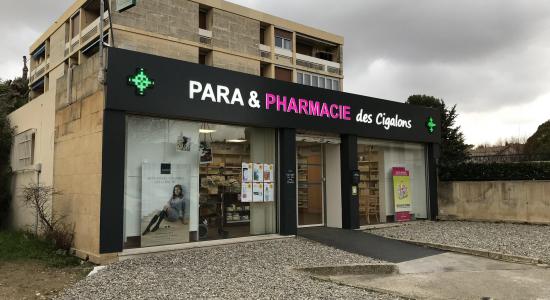 Pharmacie des Cigalons