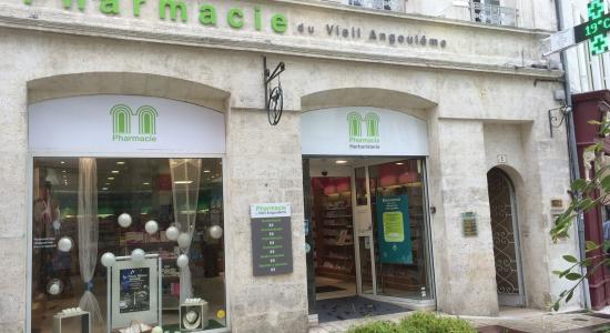 Pharmacie du Vieil Angoulême