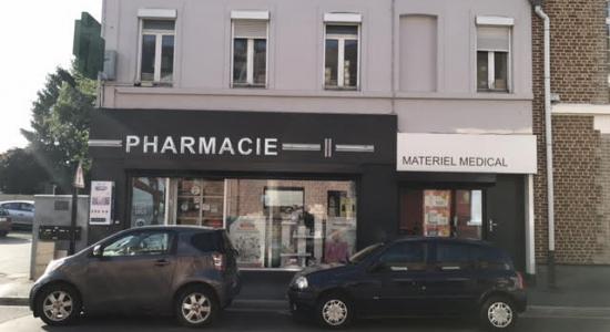 Pharmacie Wandji