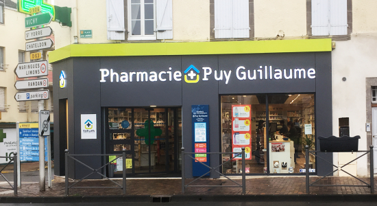 Pharmacie du Puy Guillaume
