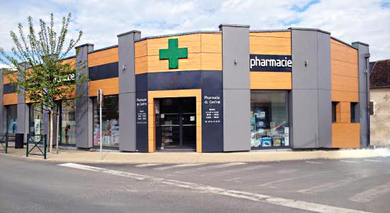 Pharmacie du Centre Vineuil