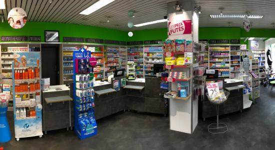 Pharmacie du Trichon
