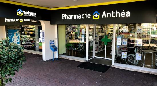 Pharmacie Anthéa
