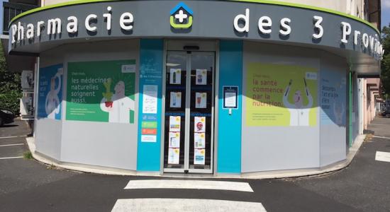 Pharmacie des 3 Provinces