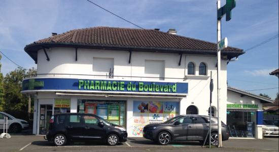 Pharmacie du Boulevard