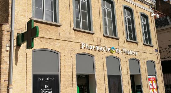 Pharmacie du Théatre | Silvie