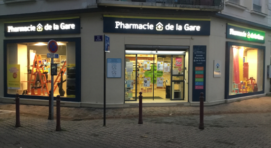 Grande Pharmacie de la Gare