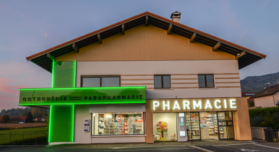 Pharmacie Dessard