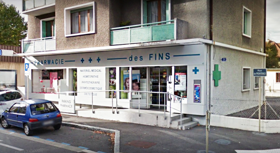 Pharmacie des Fins