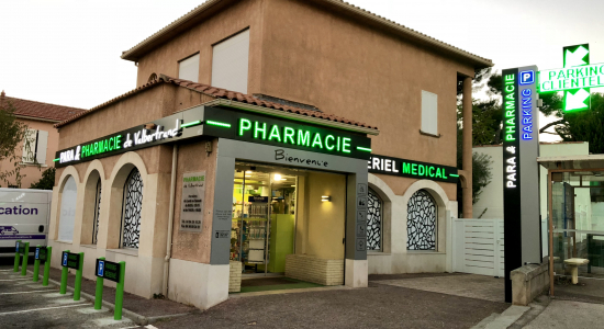 Pharmacie ValBertrand