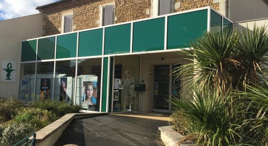Pharmacie de Samadet