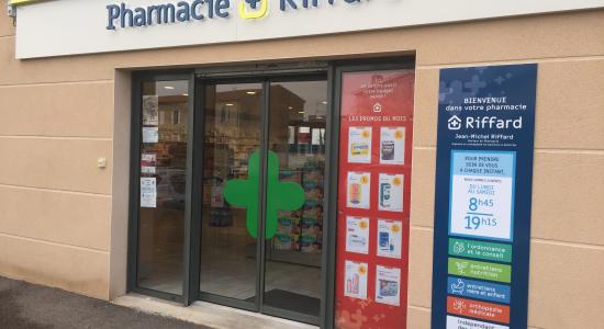 Pharmacie Riffard