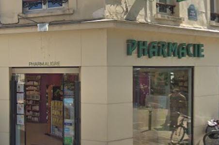 Pharmacie du marché d'Aligre