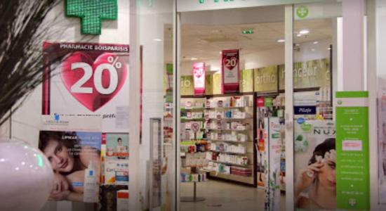 Pharmacie de Boisparisis